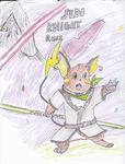 Jedi Knight Ross by Stallion6
