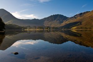 Lake District Buttermere by scotto