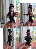 Cake Topper by kayanah