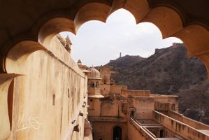 AMER FORT by loicpelletier