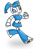 Jenny the Teenage Robot by teenagerobotfan777