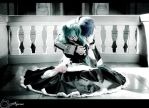 Vocaloid - don't cry. I'm with you by Shaaawn