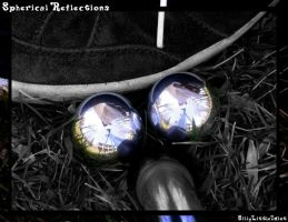 Spherical Reflections by sillylittleidiot