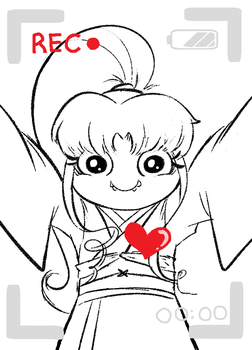 Happy Valentines Day from Botan by Butterscotch-Angel