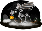 Happy Halloweno by EnokiGryphoclaw