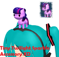 Hey Bronies :3 + Twilight Sparkle Accessory DL by Lala-Fruitcake