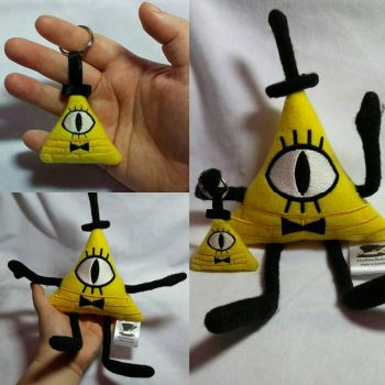 Bill Cipher and mini Cipher! by AliceUndrground