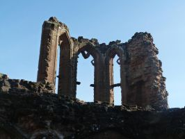 Kenilworth Castle 47 by LadyxBoleyn