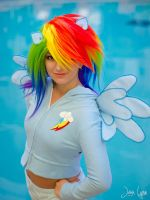 Rainbow Dash from My Little Pony by SNTP