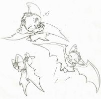 If I was a Bat... by Tattletail