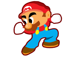 Mario style test by greenate