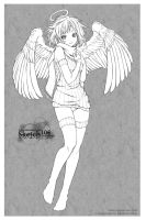 10E Commission Sample - Freya by arhiee