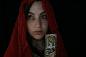 STOCK - Fortune Teller II by TheGhostSiren