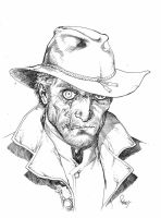 Jonah Hex by TomRaney