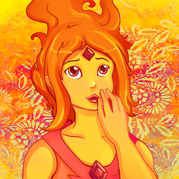 Flame Princess by InstantCereal