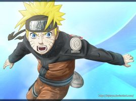 Naruto by FajerPS