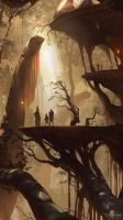 Walkers by DonovanValdes