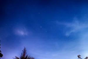 Night Time Shot in the Skys of Manchester by Xzavier-JP