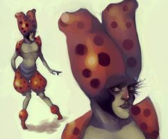 WCD2- Lady Bug by AmourFonce