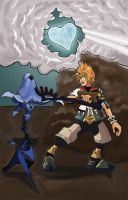 Birth by Sleep: Ventus by billykingdomhearts