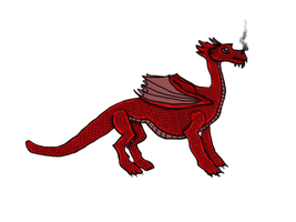 Red Dragon by Cathartis