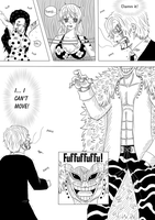 Sanji and Doflamingo (Page 1) by TolkienOP