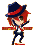 Rhythm Thief: Phantom R by Ten-Shika