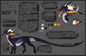 Rynn Reference 2015 by Krysiilys