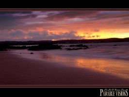 Bakers Beach Sunset1 by parablev