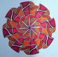 circle card 57 by Lou-in-Canada