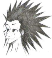 Axel by DemyxandZexion