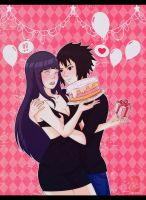 Gift to Tsundere-girl [Sweet Love] by Antifashion19