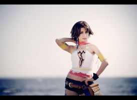 Final Fantasy X-2 - Yuna by Narga-Lifestream