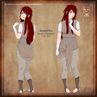 Kiras Outfit Reference - 19 Casual by xKiraChii