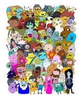 Adventure Time!  by hoity-toity-holiday