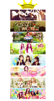 [Share PSD] Happy T-Ara 5th Debut Anniversary by queenslovetara
