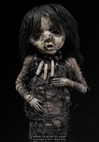Mummy Sculpture M37 by shainerin