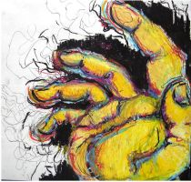hand study by irenche