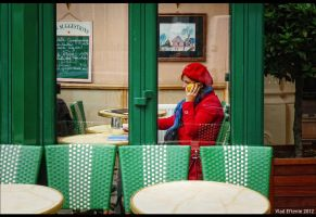 le telephone jaune by veftenie