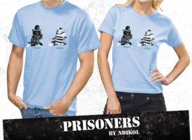 Prisoners in tee48h by ndikol