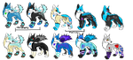 Princessmoon-ranch Breed Trade (1/10 open) by fluffy40