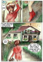 Little Red Riding Hood pag 6 by Maxmilian1983