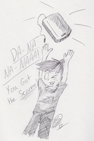 DA NA NA NAAA - YOU GOT THE SCANNER by SuperNess1000
