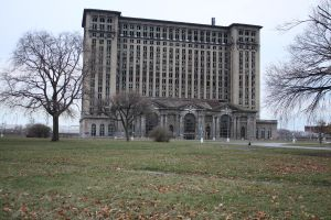 Michigan Central Station by DonLeo85