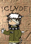 Soul Eater OC - Clyde by Polar59