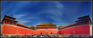 The Forbidden City by CashMcL