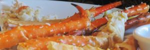 Strip Of Crab Legs by WolfDagger369