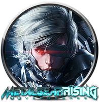 Metal Gear Rising - v1 by C3D49