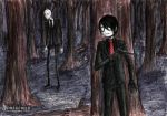 Meet Slenderman by DemiseMAN