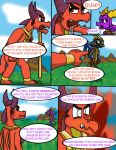 The Adventures of Spyro and Company 1-4 by AtomicPhoton